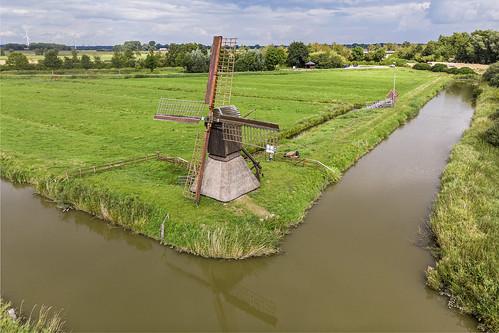 Windmühle Honigfleth