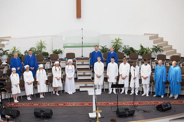 Крещение (Август, 2020)