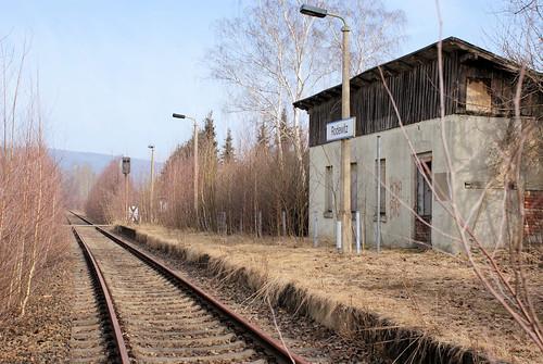 Haltepunkt Rodewitz März 2011