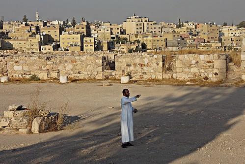 Amman Jordan - The Citadel