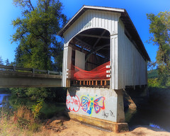Stewart Covered Bridge