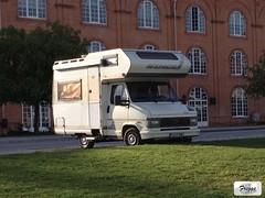 Fiat Talento Hymer Camp 46 Camper - Aveiro