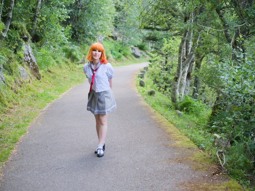 related image - Shooting Love Live Sunshine - Chika Takami - Mitsukocookies - Lac Blanc - Vosges -2020-07-28- P2200623