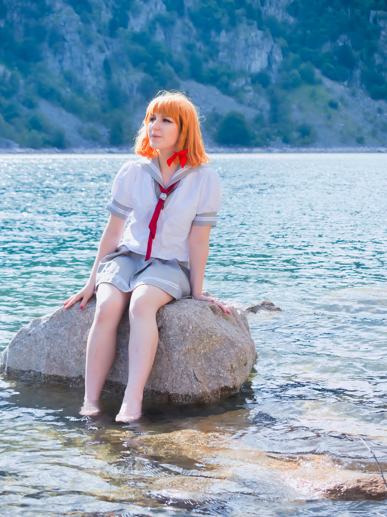 related image - Shooting Love Live Sunshine - Chika Takami - Mitsukocookies - Lac Blanc - Vosges -2020-07-28- P2200504