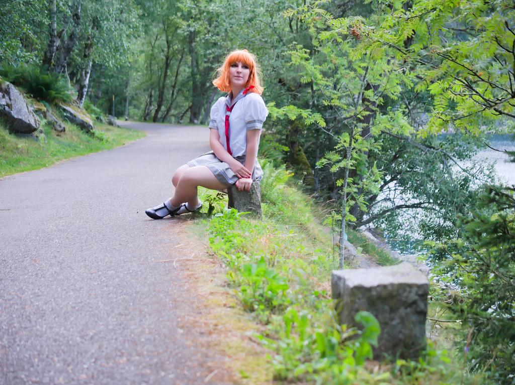 related image - Shooting Love Live Sunshine - Chika Takami - Mitsukocookies - Lac Blanc - Vosges -2020-07-28- P2200608
