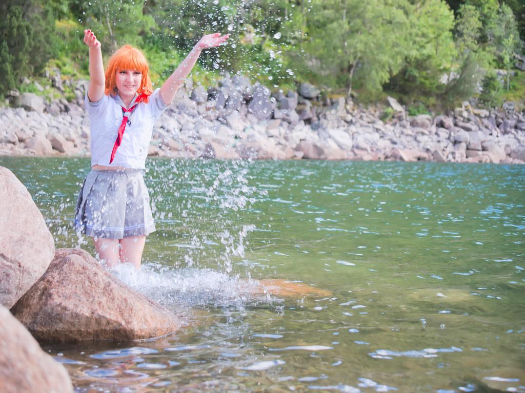related image - Shooting Love Live Sunshine - Chika Takami - Mitsukocookies - Lac Blanc - Vosges -2020-07-28- P2200573
