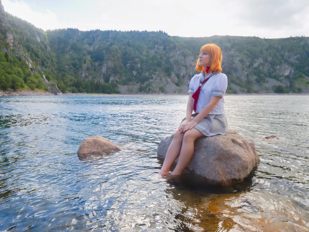 related image - Shooting Love Live Sunshine - Chika Takami - Mitsukocookies - Lac Blanc - Vosges -2020-07-28- P2200490