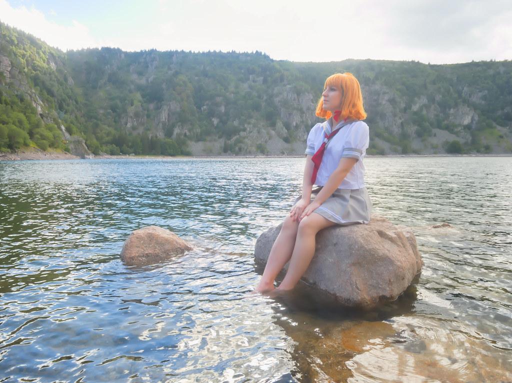 related image - Shooting Love Live Sunshine - Chika Takami - Mitsukocookies - Lac Blanc - Vosges -2020-07-28- P2200489