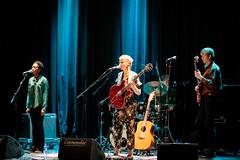 Oddrun Lilja Jonsdottir, Mariama Ndure, Martin Morland og Ivar Myrset Asheim at Cosmopolite 2018 (220946)