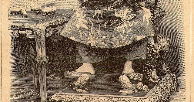 Photo:Vua Đồng Khánh của An Nam, vừa qua đời (30-01-1889) By manhhai