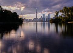Toronto Island afternoon