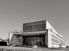 Abandoned concert hall Nevsky. St. Petersburg