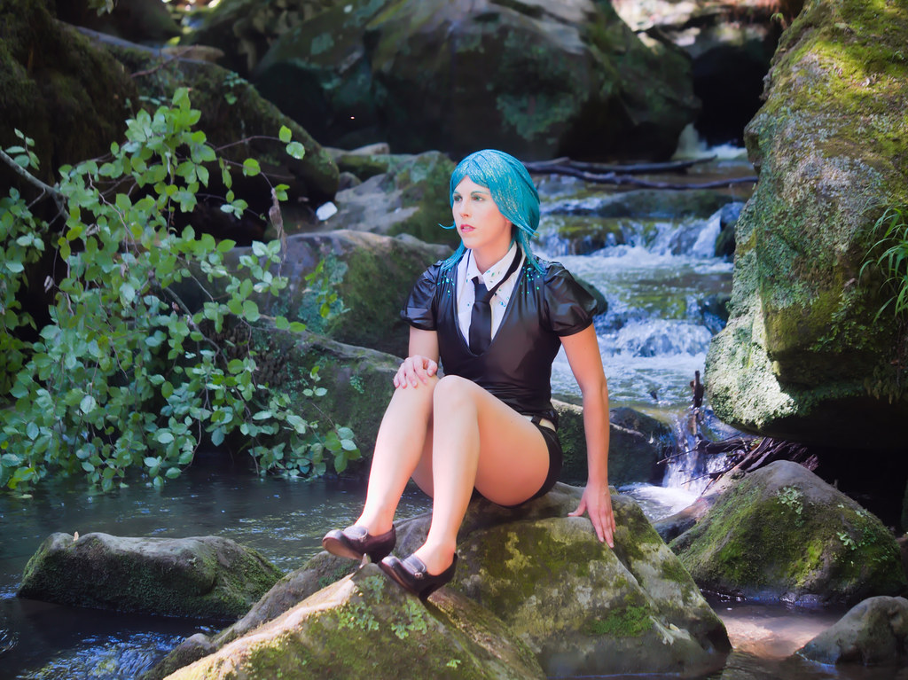 related image - Shooting Phosphophyllite - Houseki no Kuni - Xeluria - Cascade Schiessentümpel - Luxembourg -2020-07-30- P2200735