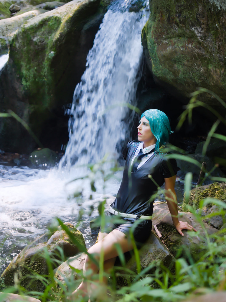 related image - Shooting Phosphophyllite - Houseki no Kuni - Xeluria - Cascade Schiessentümpel - Luxembourg -2020-07-30- P2200691