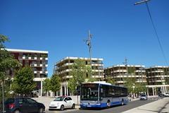 Mercedes Benz Citaro n°643  -  Montpellier, TaM