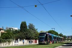 Alstom Citadis 402 n°2074  -  Montpellier, TaM