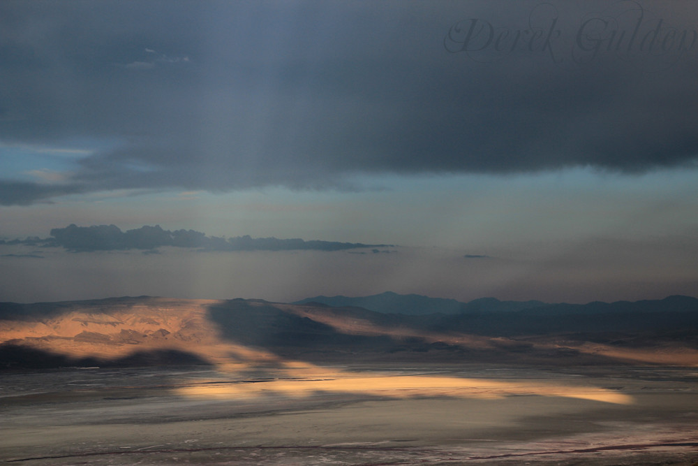 Part 1: Thunderstorm over Owens Valley