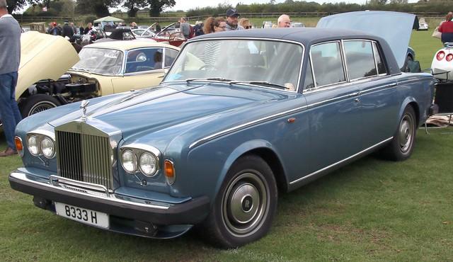 Photo:8333 H 1978 Rolls-Royce Silver Wraith II By kitmasterbloke