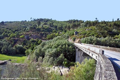 Ponte sobre o Rio Mondego - Portugal 🇵🇹