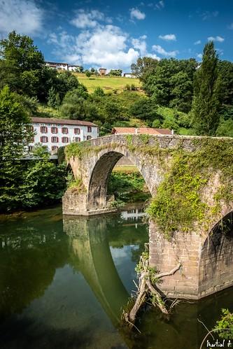 Bidarray Pont d'Enfer