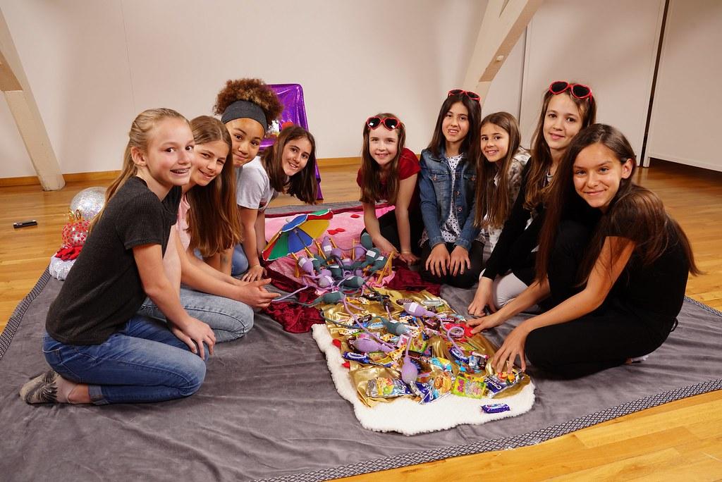 Pubertätsworkshop für Mädchen 2020