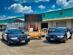CHP last Crown Vics gone September 1, 2020