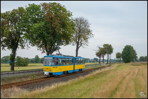13-08-20 TWSB Tatra KT4DC 314, Leina - Friedrichrodaerstrasse