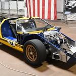 2020 GT40 Exposed Exhibit
