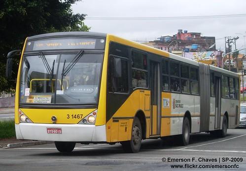 Viação Itaim Paulista - 3 1467