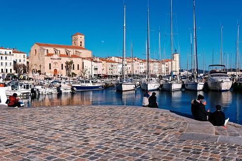 La Ciotat / Old harbor / Sit and contemplate
