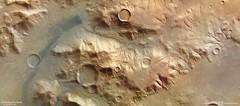 Mars Express captures Nereidum Mountain Range