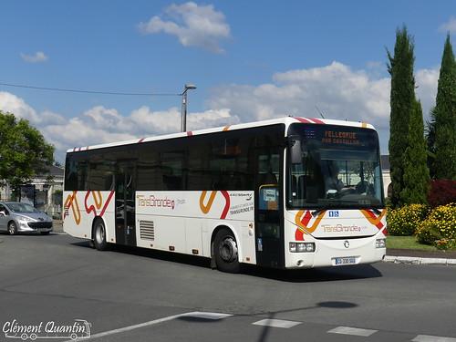 IRISBUS Crossway - 6748 / Citram Aquitaine