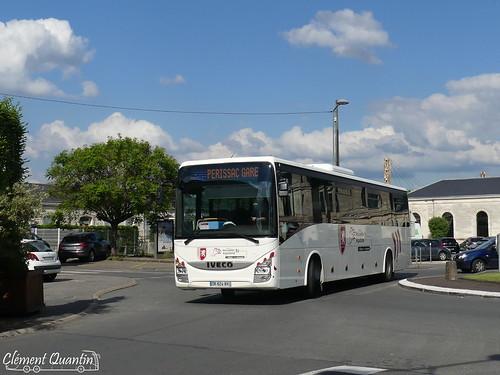 IVECO Crossway Pop - 4418 / Prévost