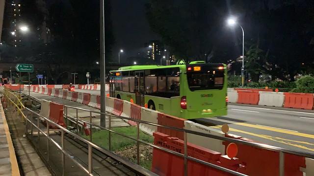 SBS Transit - Mercedes-Benz O530 Citaro (Batch 3) SBS6591Y on 162M - Rear