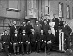 Delegates at Lord Bessborough's