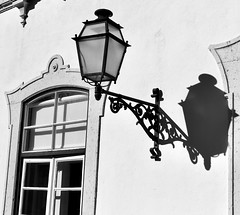 Lisbon Street Lamp