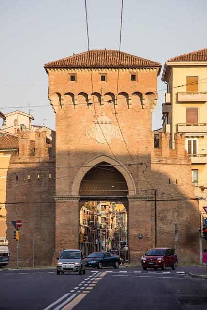 Photo:Porta San Felice, Bologna, Emilia-Romagna, Italy By Billy Wilson Photography