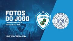 05-09-2020: Londrina x São Bento