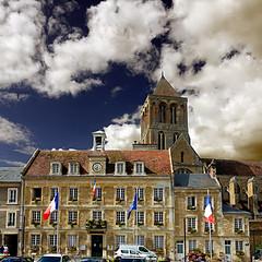 Saint-Pierre-sur-Dives, Normandie, France