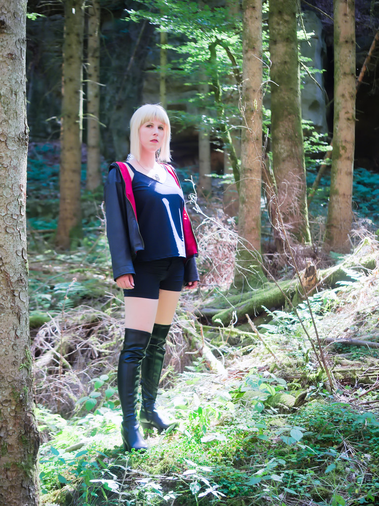 related image - Shooting Saber Alter Shinjuku - Fate Grand Order - Xeluria - Chateau de Beaufort - Luxembourg -2020-07-30- P2200851