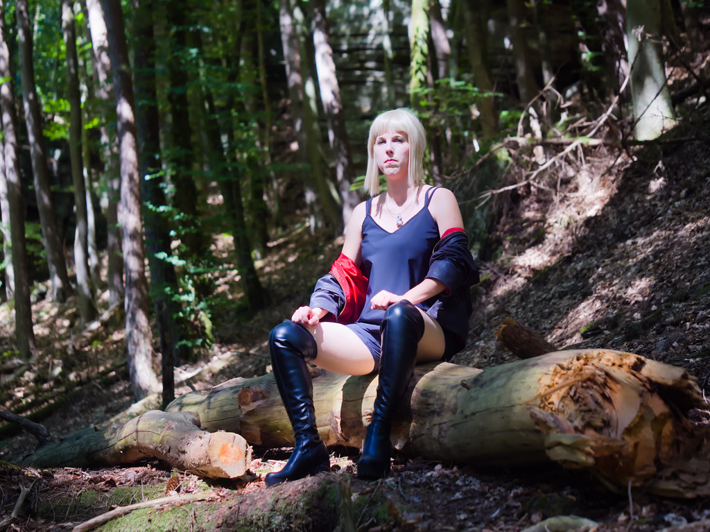 related image - Shooting Saber Alter Shinjuku - Fate Grand Order - Xeluria - Chateau de Beaufort - Luxembourg -2020-07-30- P2200876