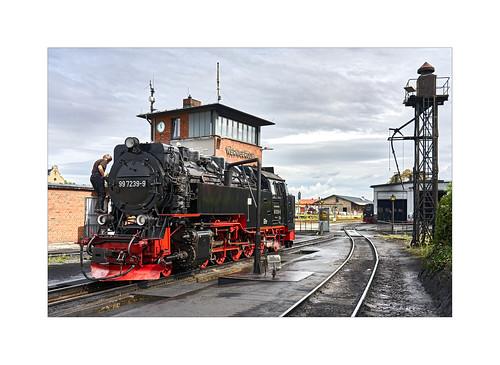 Harz Narrow Gauge Railways
