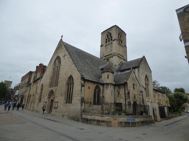 Photo:Church of St Mary De Crypt - Southgate Street, Gloucester By ell brown