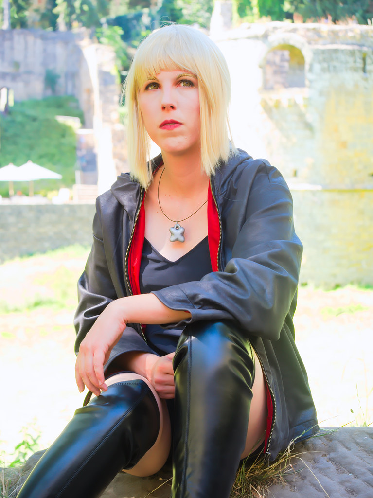 related image - Shooting Saber Alter Shinjuku - Fate Grand Order - Xeluria - Chateau de Beaufort - Luxembourg -2020-07-30- P2200789