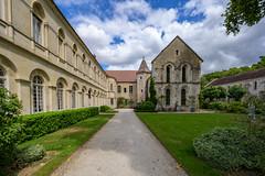 Abbaye de Fontenay, France - Photo of Quincerot