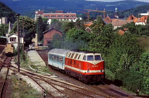 DB 228 748 Suhl 25.05.1997