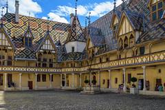 Hospices et Musée de l'Hôtel-Dieu, Beaune, France