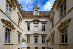 Hôtel de Vogüé, Dijon