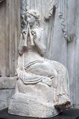 Euterpe jouant de l'Aulos d'Henri Bouchard (Musée la Piscine, Roubaix)
