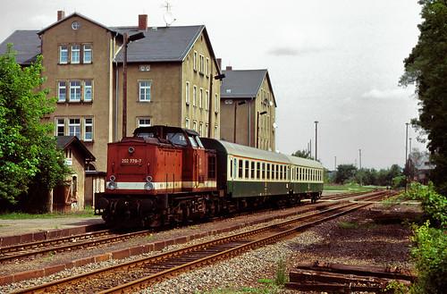 DB 202 778 Bf Narsdorf 29.05.1997
